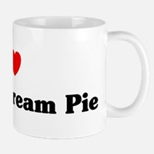 I love Boston Cream Pie Mug