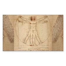 Da Vinci Decal