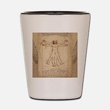 Da Vinci Shot Glass