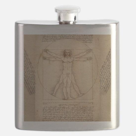 Da Vinci Flask