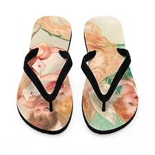 ca_shower_curtain2 Flip Flops