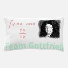 Team Gottfried (for dark background) Pillow Case