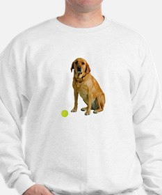 Yellow Lab Life Sweatshirt