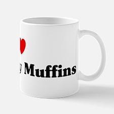I love Blueberry Muffins Mug