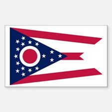 Flag of Ohio Decal
