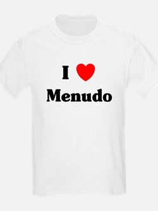 I love Menudo T-Shirt