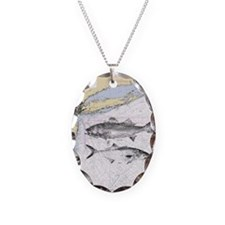 Striped bass Necklace