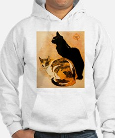 The Cats by Théophile Steinl Hoodie