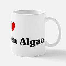 I love Blue Green Algae Mug