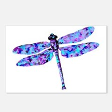 DragonFly Postcards (Package of 8)