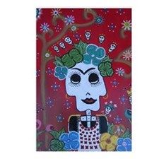 FREDA OF THE DAY Postcards (Package of 8)