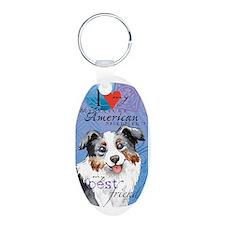 mini Amer T Keychains