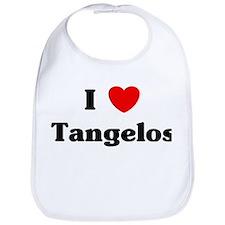 I love Tangelos Bib