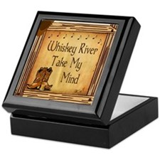 Country Music Coaster Keepsake Box