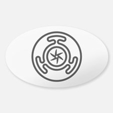 Hecate's Wheel Decal