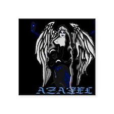 """Azazel Square Sticker 3"""" x 3"""""""