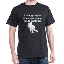 Drain Bamage Rugby T-Shirt