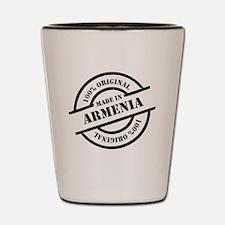 Made in Armenia Shot Glass