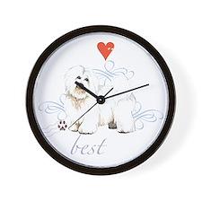 coton T1-K Wall Clock