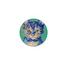 small cat Mini Button