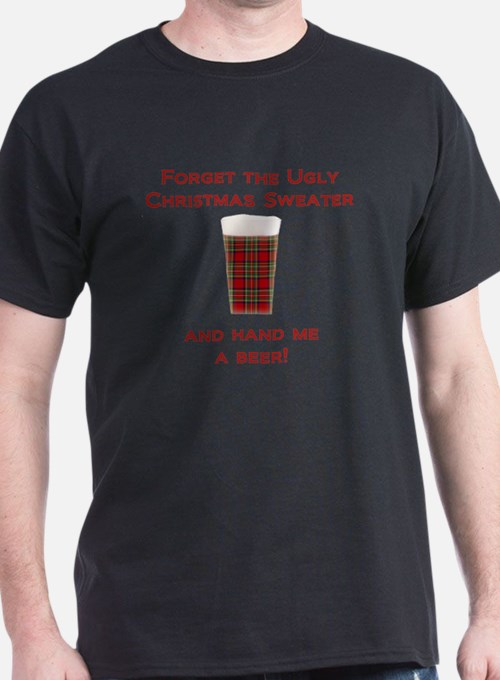 Ugly Sweater Beer T-Shirt