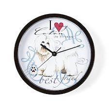 coton-1 Wall Clock