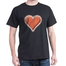 Valentines Day Hearts Pink T-Shirt