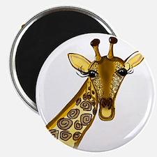 Giraffe - ZooWhirlz  Magnet