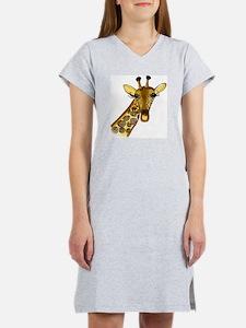 Giraffe - ZooWhirlz  Women's Nightshirt