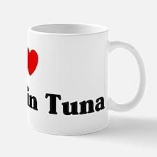 I love Yellowfin Tuna Mug