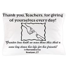 Remember Newtown Pillow Case