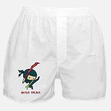 Bacon Ninjas Boxer Shorts