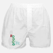 Bowl Time Boxer Shorts