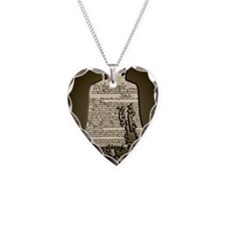 Philadelphia Liberty Bell Necklace