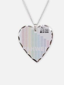 Rainbow YHWH Necklace