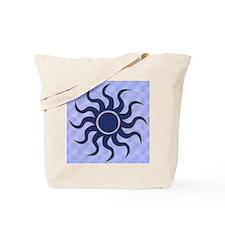 sun blue Tote Bag