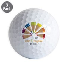 Best & Brightest Golf Ball