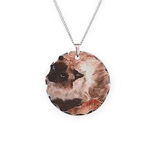 Spirit Ragdoll Siamese Cat Necklace