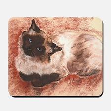 Spirit Ragdoll Siamese Cat Mousepad