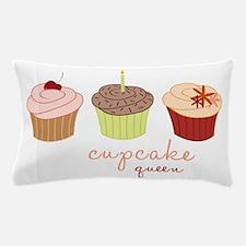 Cupcake Queen Pillow Case