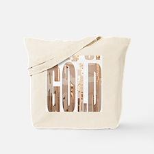 city of gold logo Tote Bag