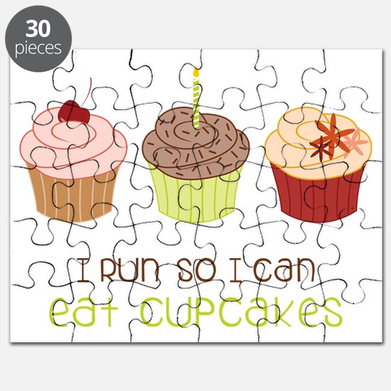 Eat Cupcakes Puzzle