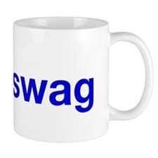 powered by yoloswag Mug