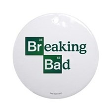 Breaking Bad Logo Ornament