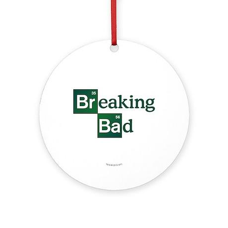 Breaking Bad Logo Ornament