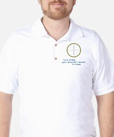 Two Lines T-Shirt