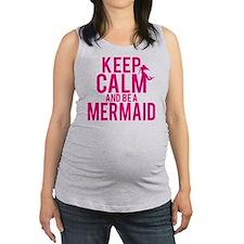 BE A MERMAID Maternity Tank Top