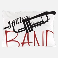 Jazz Band Pillow Case