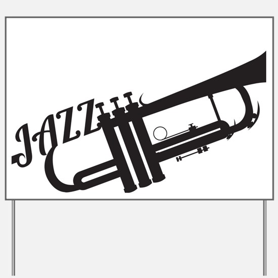 Jazz Yard Sign