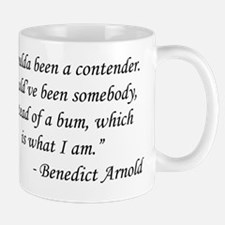 On The Waterfront - Benedict Arnold Mug
